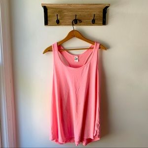 5/$25 Old Navy Active Dry Workout Tank Top Pink